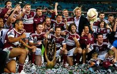 Manly Sea Eagles Champions!!