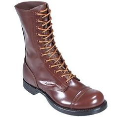 Quality products at Reasonable Prices Corcoran 1510 Boots Historic Leather Military Boots. You can see this new Corcoran Mens Military Boots 1510 Everything just works! Brown Leather Boots, Brown Boots, Corcoran Boots, Mens Military Boots, Red Wing Moc Toe, Timberland Pro Boots, Steel Toe Shoes, Sock Shoes, Combat Boots
