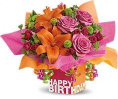 12 Best Custom Arrangements Images Birthday Flower