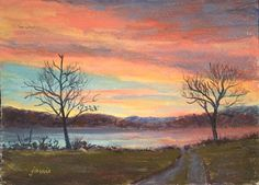 Hudson Valley Painter » Winter and Snow Scenes