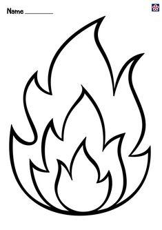 Crafters Workshop 6 X 6 Flammen Vorlage Transparent