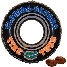 Florida Gators Tire Toss Game | Gator SportShop