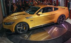 2015 Saleen Mustang S302 Black Label -- 700 HP