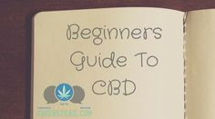 To learn the basics about CBD, check out this article! #CBD #Marijuana #Medicalmarijuana