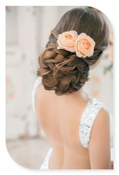 Hair for me :) need something in it....the flower makes the hair!