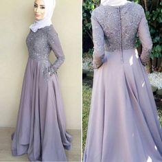 A girl escaped from the family home due to forced marriage Hijab Evening Dress, Hijab Dress Party, Hijab Style Dress, Party Wear Dresses, Evening Dresses, Modern Hijab Fashion, Muslim Women Fashion, Abaya Fashion, Dress Brokat Muslim