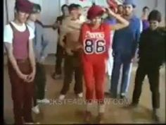 Portfolio movie from 1983 with the Rock Steady Crew & Andy Warhol in it.