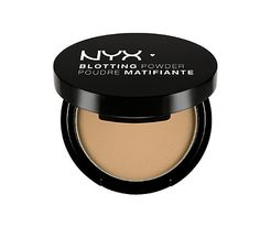 Blotting powder from NYX that puts an end to oily faces.