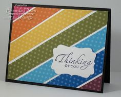 ROY G. BIV by bdindle - Cards and Paper Crafts at Splitcoaststampers