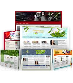 Website on pinterest small businesses professional for Free website to design your own house