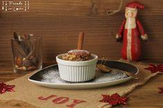 Gefüllter Apfelstrudel Bratapfel - vegan - Weihnachten vegan - Freude am Kochen Vegan Christmas, Vegan Recipes, Vegan Food, Cereal, Merry, Dinner, Breakfast, Drinks, Apple Recipes