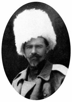 General Sergei Markov. On June 13, 1918  Markov was fatally wounded in the battle with the Red Army near the town of Salsk and died few days later.