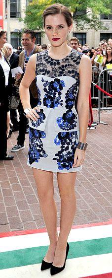 Emma Watson: gratificaciones de ser un Wallflower Estreno: Emma Watson: gratificaciones de ser un Wallflower Premiere