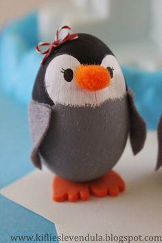 Kifli és levendula: Pingvintrió