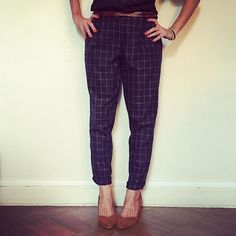 Guise Pants | Papercut Patterns