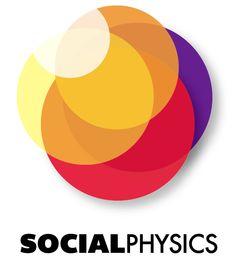 A concept logo for a social media company.