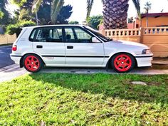 MY on Coilies and Volks Trd, Toyota Corolla, Cars And Motorcycles, Tractors, Vehicles, Swag, Wheels, Technology, Game