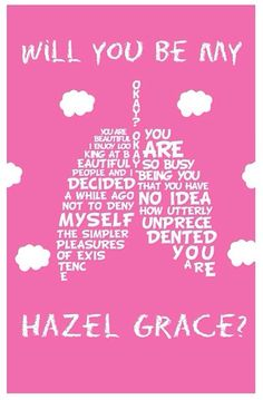 Hazel Grace ~ The Fault In Our Stars