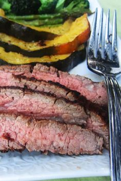 For fantastic, steakhouse flavored meat straight from your Instant Pot, try this simple, four ingredient marinaded steak you can have on hand in your freezer for a quick weeknight meal.