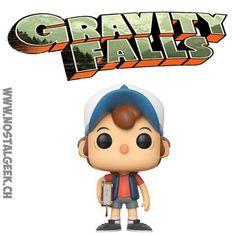 Funko Funko Pop! Disney Gravity Falls Diper Pines geek suisse shop ...