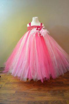 Sparkle In Pink Robe tutu par TutuSweetBoutiqueINC sur Etsy