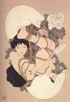 Takato Yamamoto - Egg - Rib Of A Hermaphrodite.