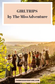 Read why you should join our girl trips