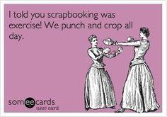 Scrappin