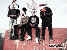 #VanitySwaY #ToonHeads #Weed #Jordans #Squad