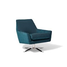 Lucas Swivel Chair - Products  - West Elm Workspace - love!