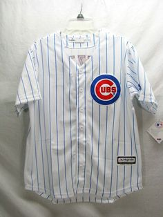 a9fd63161 Chicago Cubs Anthony Rizzo Home White Jersey Majestic Coolbase Mens Size L  44 #Majestic #