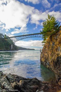 Deception Pass, Anacortes WA  Photo Credit- Chris Williams Exploration Photography