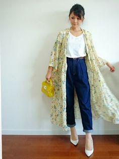 yellow&yellowに濃い色デニム♬*゜             ♡&save&followありがとーございます。  よろしければinstagramもฅ۶•ﻌ•♡♡      あしたもHappy♬な1日になりますよーに。 \(´▽`♡)/゚.*・。゚♬*゜ Harem Pants, Happy, How To Wear, Instagram, Fashion, Moda, Harem Trousers, Fashion Styles, Harlem Pants