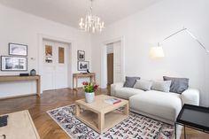 Rekonstrukce bytu v domu ze 30. let minulého století se uchází o cenu Interiér roku - Aktuálně.cz
