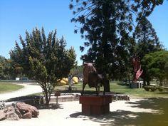 Parque de las Esculturas... Santiago