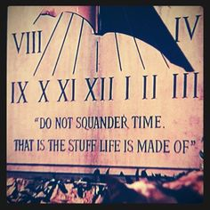 Do not squander time. That is the stuff life is made of. The sundial at Twelve Oaks from Gone with the Wind. Go To Movies, Great Movies, Margaret Mitchell, Tomorrow Is Another Day, I Have Forgotten, Southern Sayings, Gone With The Wind, Old Hollywood, Classic Hollywood