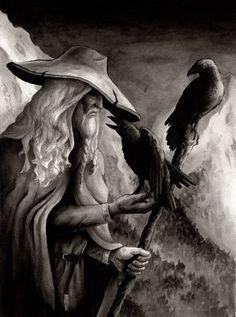 Mitologia Verta: Odin - Pt 01