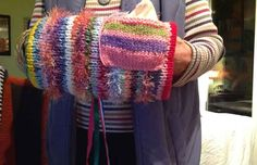 Knitting for charity is a wonderful and rewarding project, this week we discuss how Twiddlemuffs can help those with Dementia.