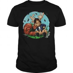 This is an awesome to wear for your family and friend who love animal:  Supernatural  Moose and Squirrel TShirt Tee Shirts T-Shirts