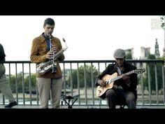 Paris Street Music : Djanovis (HD)