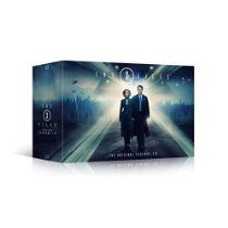 """DEAL OF THE DAY - """"The X-Files: The Collector's Set"""" on Blu-ray - $129.99! - http://www.pinchingyourpennies.com/deal-of-the-day-the-x-files-the-collectors-set-on-blu-ray-129-99/ #Amazon, #Xfiles"""