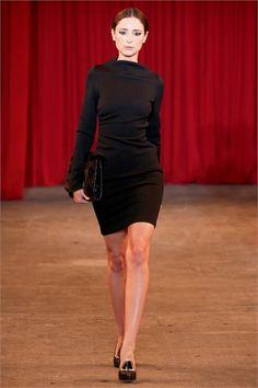 Sfilata Christian Siriano New York - Collezioni Autunno Inverno 2013-14 - Vogue