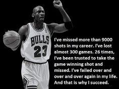 Michael Jordan Basketball Inspiration Quotes - InfoBarrel