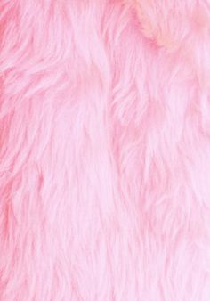 pink and fluffy