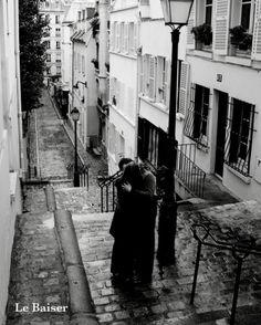 Le Baiser - The Kiss