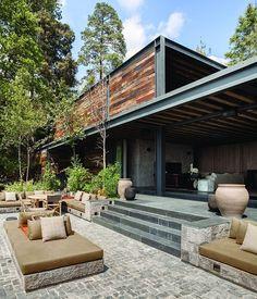 Une maison d'architecte au Mexique - PLANETE DECO a homes world