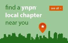 We can look into partnering with this organization.  YNPN | Young Nonprofit Professionals Network