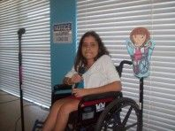 Interview Katherine Magnoli: Advocate for the Disabled, Creator of a Super Hero that Fights Bullying