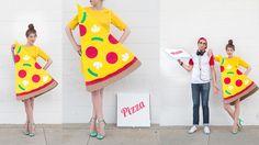 Food Inspired DIY Halloween Costumes