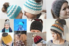 The popularity of the messy bun beanie hat is astonishing! I can see why though- it's stylish and if you're like me, you wear your hair up almost daily. After all, what's more convenient than throwing your hair up in a bun and throwing on a hat to head out the door? Here's a list …